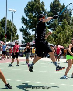 Bobby Horn Outdoor Racquetball