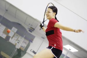 Riley Sommerville Racquetball Canada Langley Times