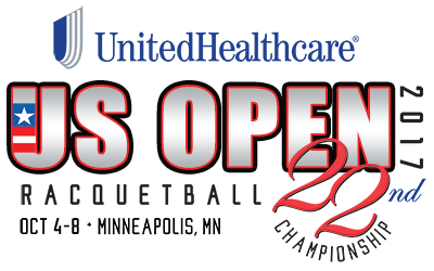 2017 United Healthcare US Open Racquetball