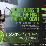 World Racquetball Tour Casino Open 2017