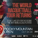 World Racquetball Tour Rocky Mountain Open 2017