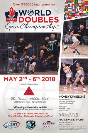 2018 World Doubles Open Championships