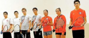 Racquetball Chile