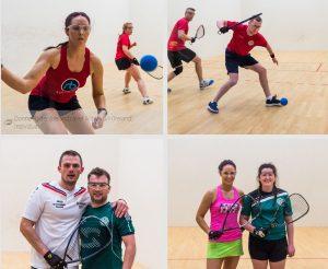 European Racquetball Federation 2017 Championship Pics