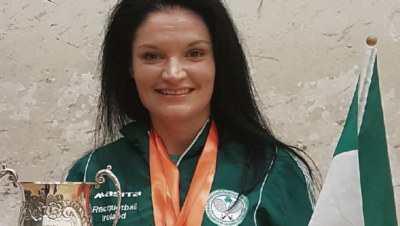 Racquetball Ireland Connacht Tribune 2017