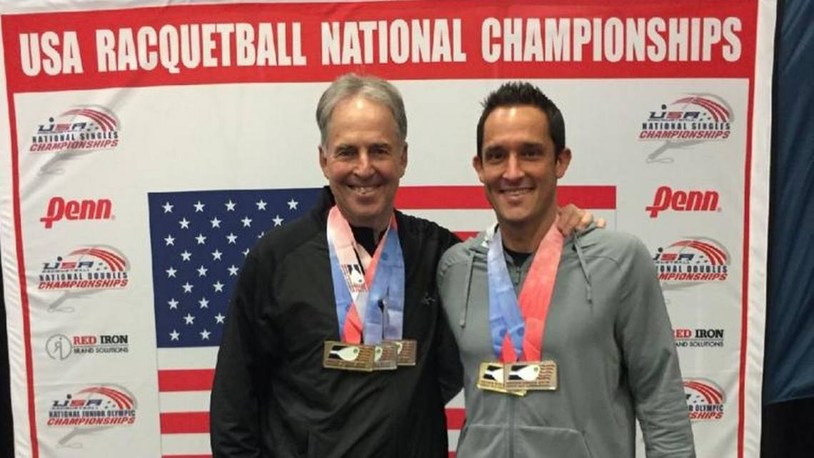 Miami Herald Burns US Open Racquetball Championships 2017