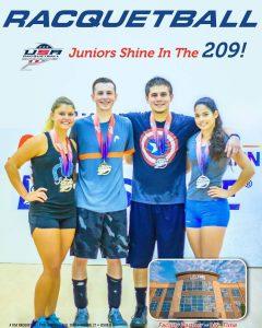 USA Racquetball Magazine Fall 2017