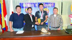 Correo Del Sur - Moscoso Bolivia Racquetball