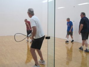 John Brown University Faculty Racquetball
