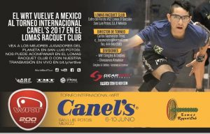 World Racquetball Tour Canel 2017