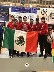 Boys National Team Mexcio Junior World Championships 2017