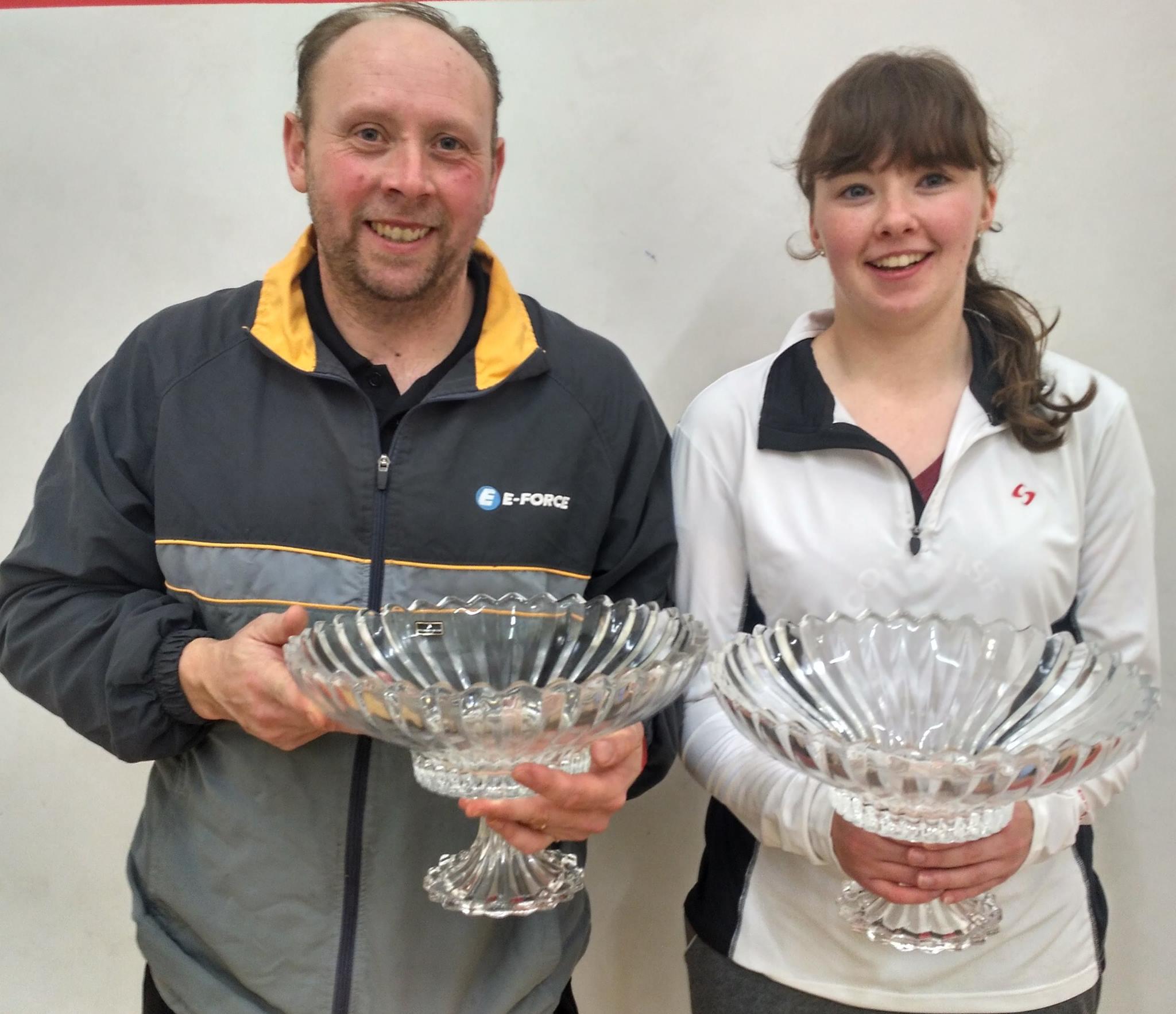 2017 Ballinrobe Open Ireland Racquetball
