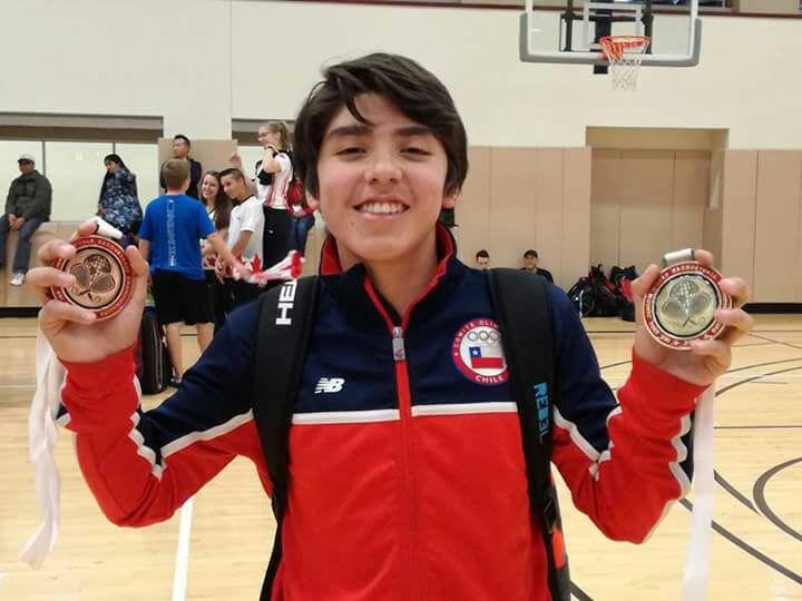 El Rancanguino Junior World Championship Racquetball