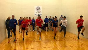 2017 USA Racquetball Junior National Team Training