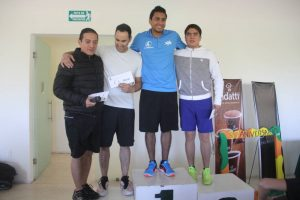 2017 Zacatecas Guadalupe Racquetball Tournament