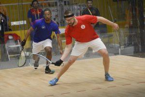 Mike Green 2017 Racquetball