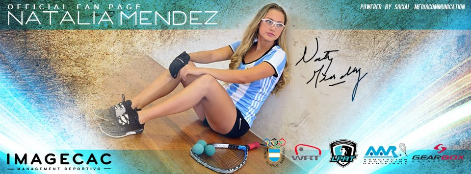 Natalia Mendez Facebook Page Racquetball Argentina