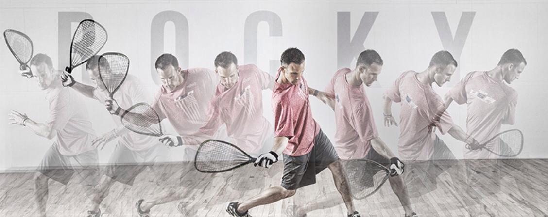 Rocky Carson Racquetball