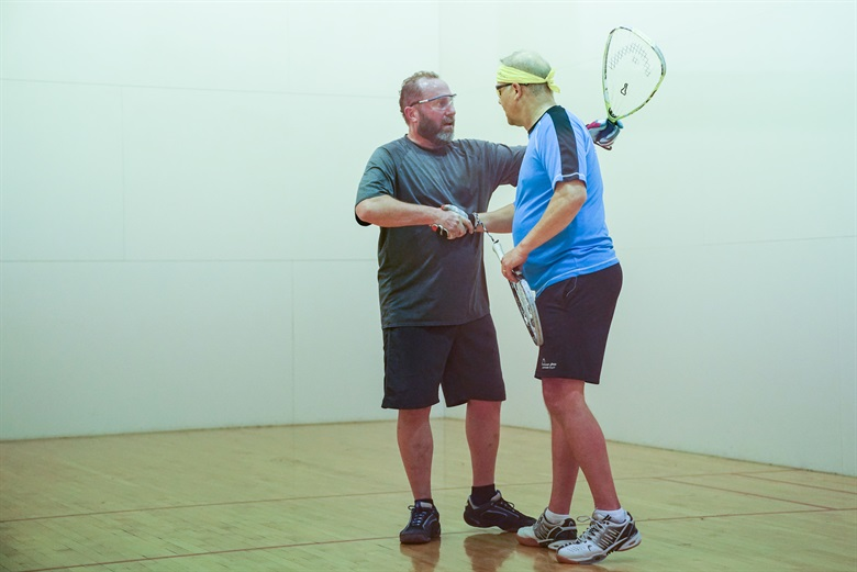 schriever air force base round robin racquetball tournament