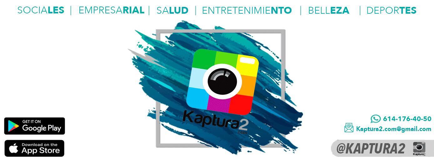 2018 Kaptura2 Facebook Logo