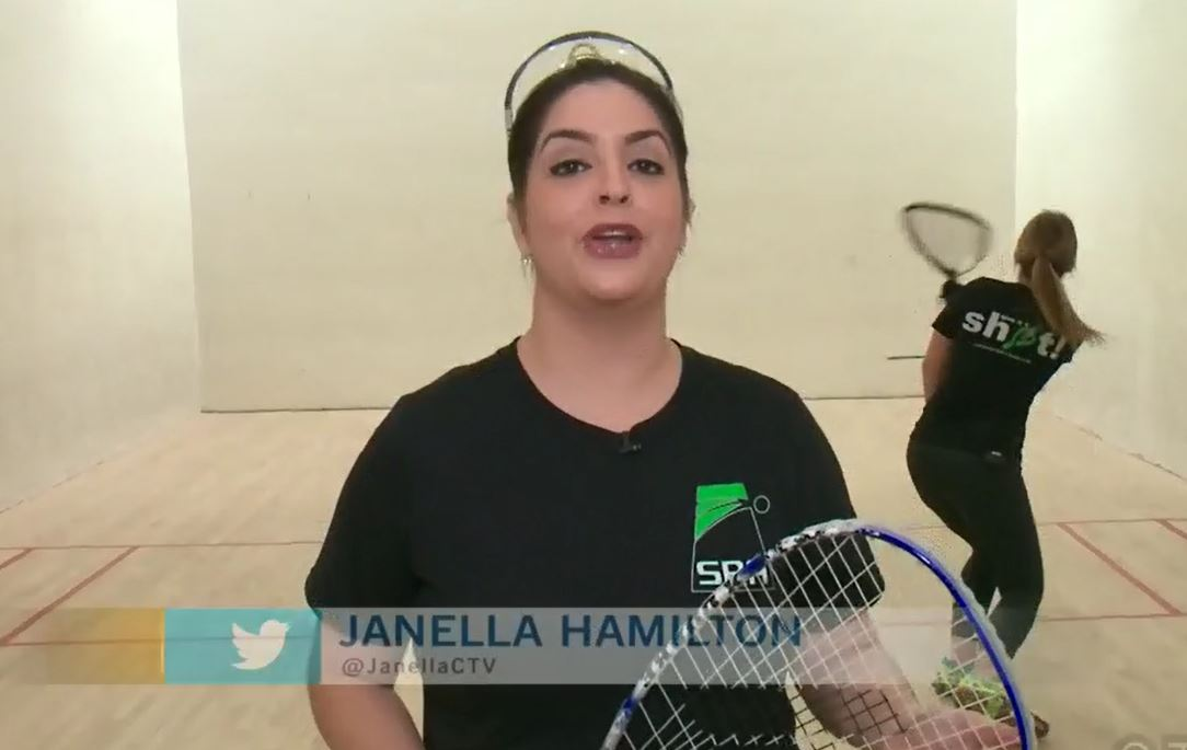 CTV Morning News Clip - Racquetball