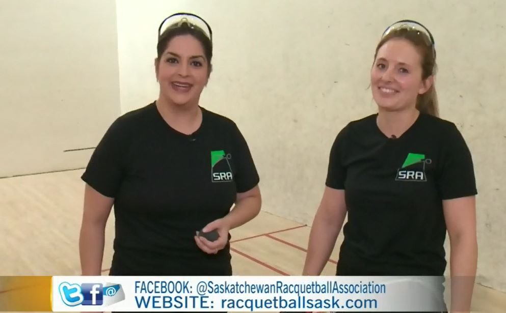CTV Morning News Clip 2 Saskatoon Racquetball