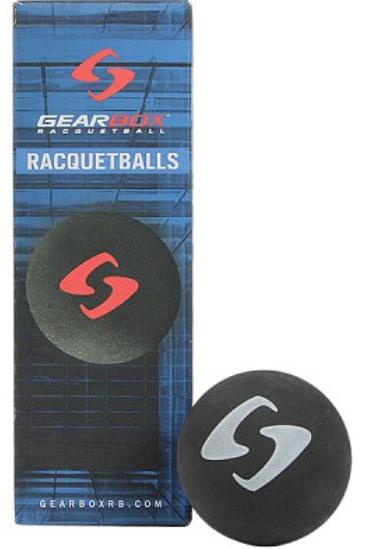 Gearbox Racquetballs