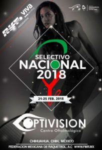 Mexican National Racquetball Selection Tournament