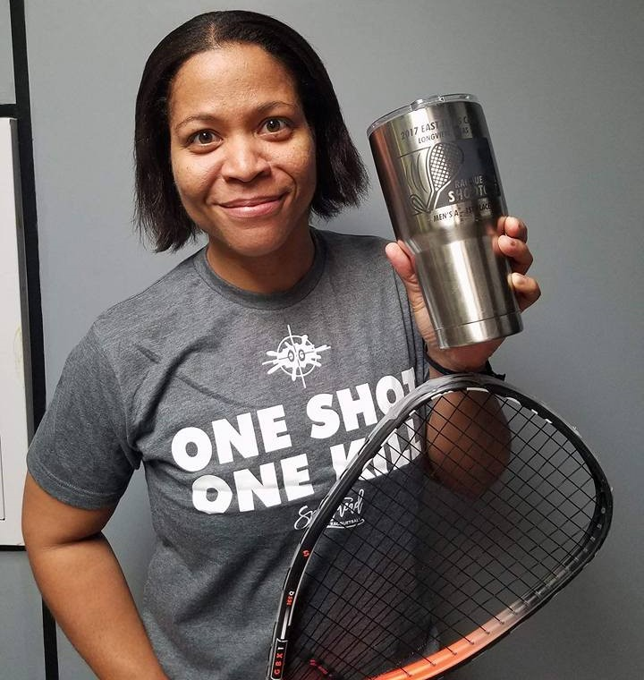 Julienne Arnold Texas Racquetball Association