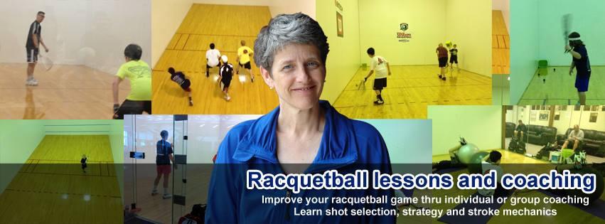 Sandy Long Racquetball Coach