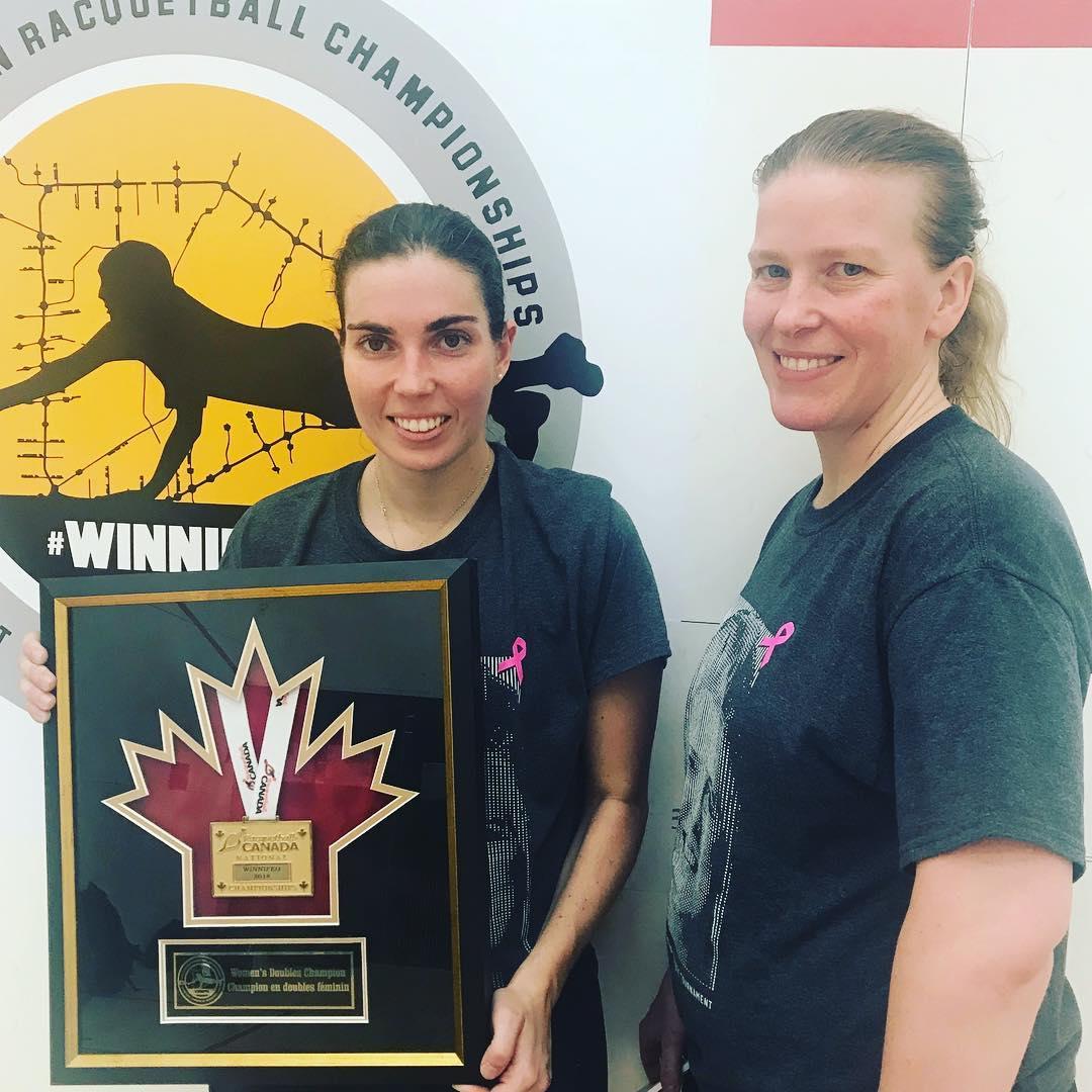 Jennifer Saunders 2018 Canadian National Champion