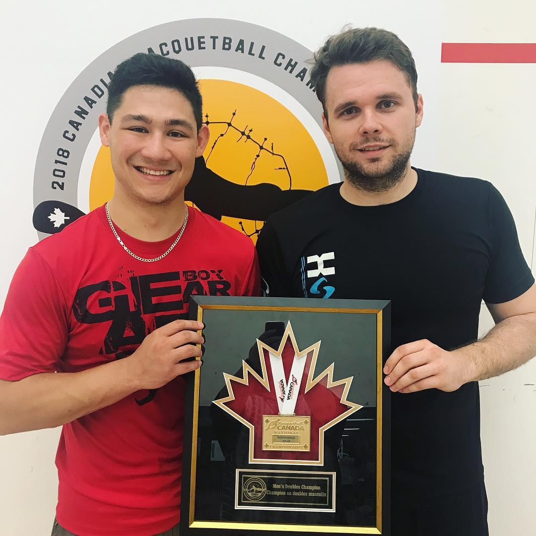 Samuel Murray 2018 Canadian National Champion