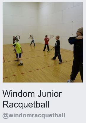 Windom Junior Racquetball