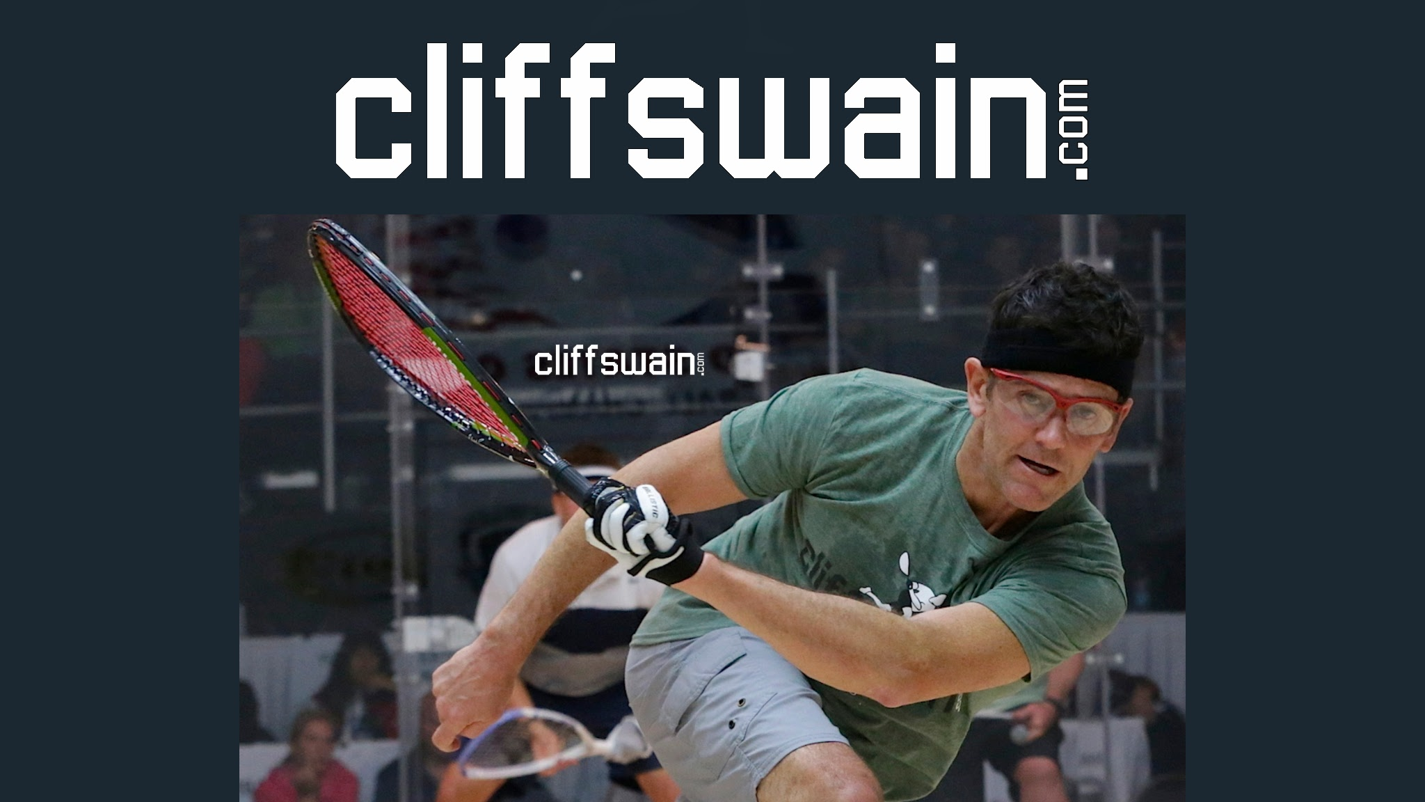 Cliff Swain Racquetball