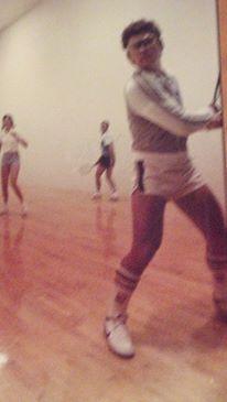 Marty Hogan Racquetball