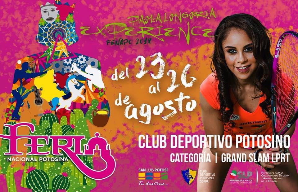 2018 Paola Longoria Experience Racquetball Tournament