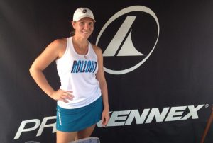 Janel Tisinger-Ledkins Racquetball