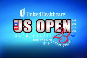 2018 US Open Racquetball Tournament