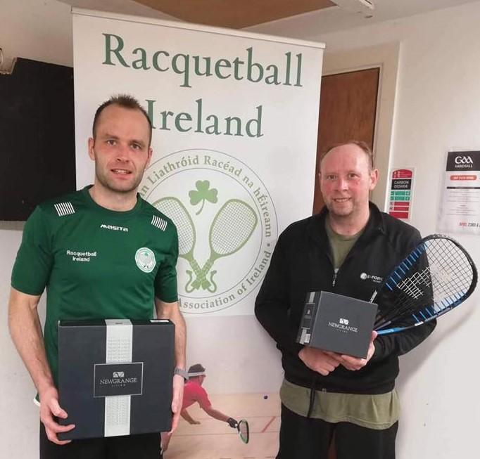 35th Ireland Open Men Finalists