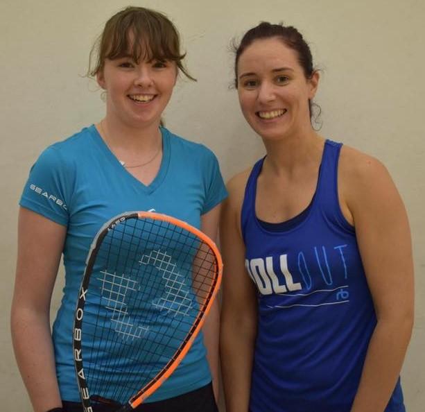 35th Ireland Open Women Finalists