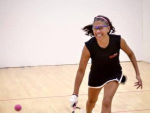 Malia Bailey Racquetball