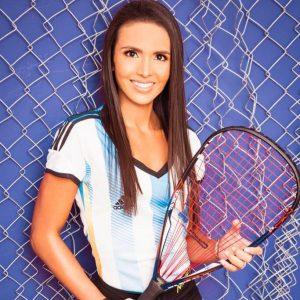 Maria Jose Vargas Parada Racquetball