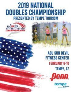 USA Racquetball National Doubles 2019