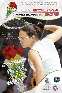 Open Bolivia LPRT Racquetball Tour