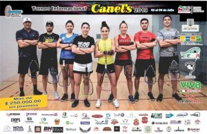 Canels 2019 Racquetball Tournament