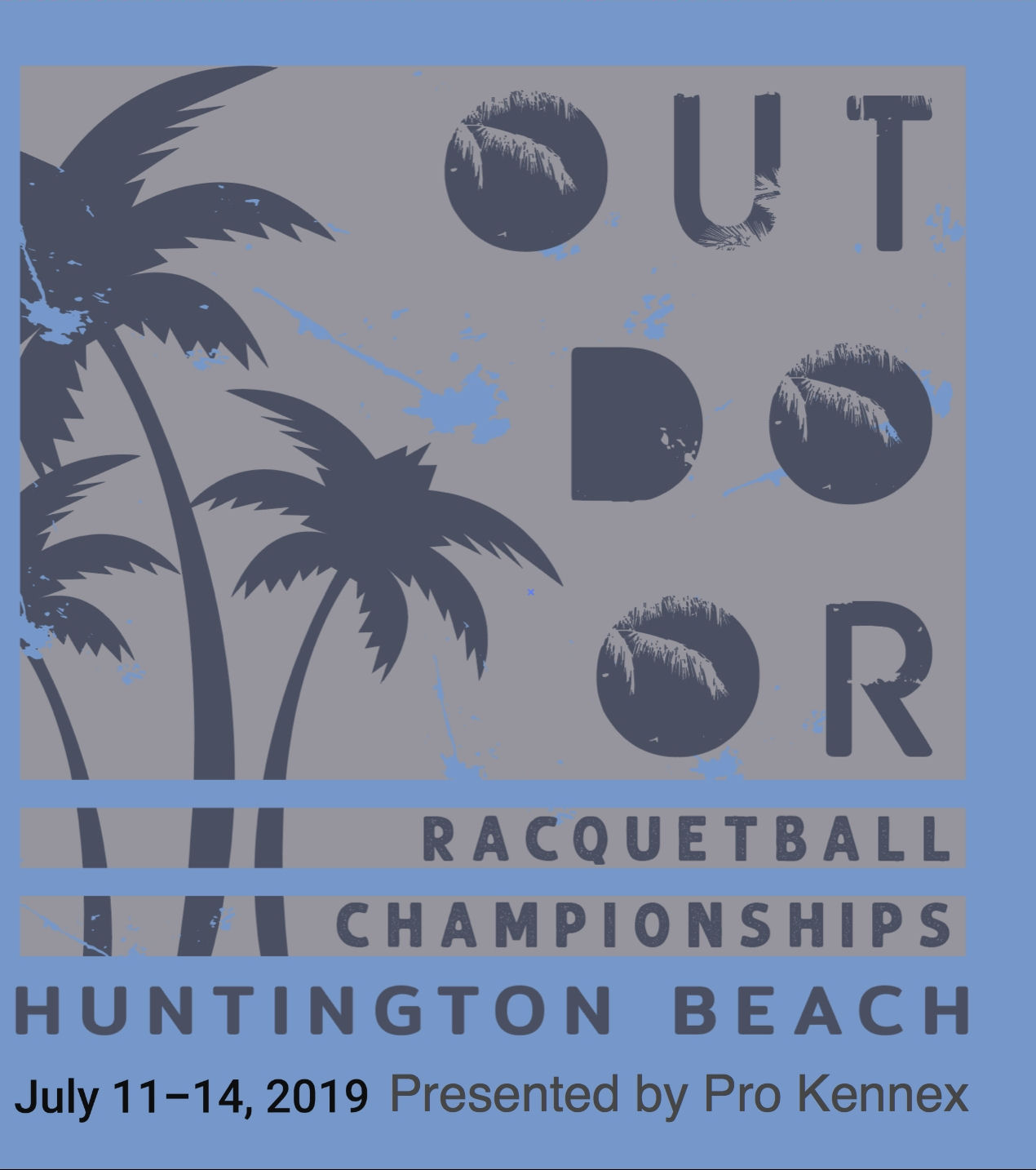 Outdoor Racquetball Championships 2019