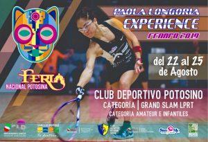 Paola Longoria Experience 2019
