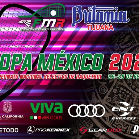 Copa Mexico 2020 Racquetball Tournament