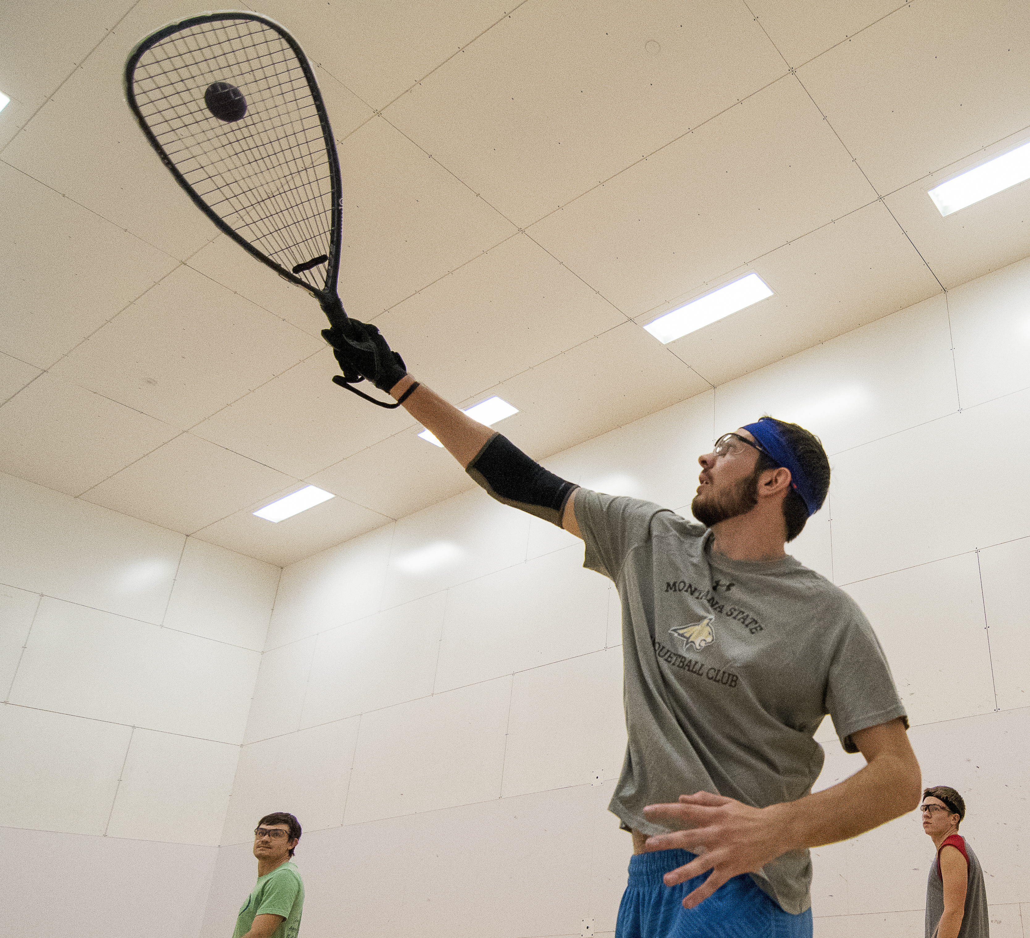 2017 MSU Exponent Racquetball Club
