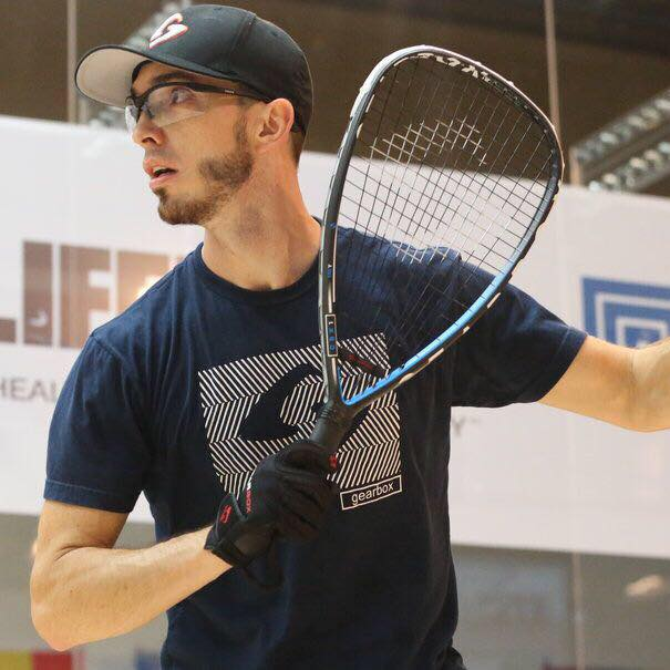 Bobby Horn Racquetball Professional